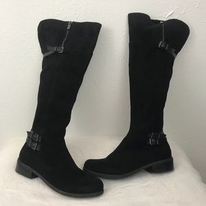 BCBGeneration Krush Over the knee Riding Boots
